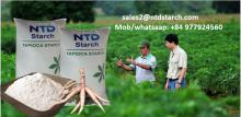 Native Tapioca Starch- Food Grade