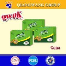 Qwok 10g Halal Vegetable Seasoning  Cube s  Bouillon   Cube s