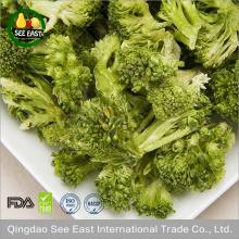 Best price freeze dried broccoli from HACCP certified factory