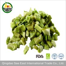 Bulk items freeze dried vegetable dried green bell pepper from China