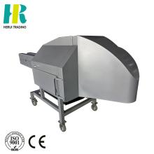 High efficiency potato chips making slicing machine