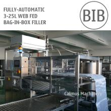 Reputed 5-10-20 Litre WEB Fed Bag in Box Filling Machine