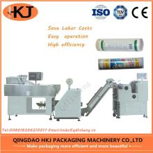 Automatic noodle paper packing machine