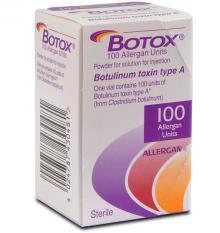 Allergan Botox (1x100iu) Botulium Toxin Type A (Botox)