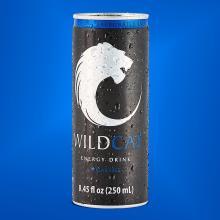WildCat Energy Drink Sugar Free
