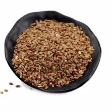Wholesale supplier high quality organic bulk flax seeds