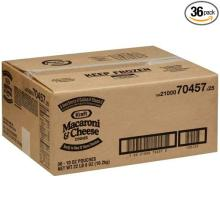 Kraft Frozen Entree Signature Macaroni and Cheese, 10 Ounce - 36 per case.