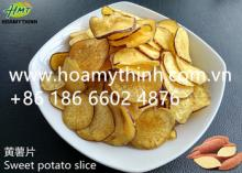 delicious Sweet potato slice