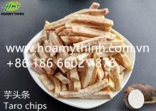 Copy of taro chips taro slice