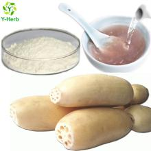 100% Pure Food Grade Lotusroot Bulk Lotus Root Powder