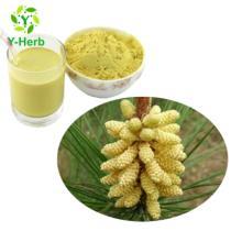 pine flower extract shell-broken bulk pine pollen powder organic