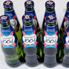 Kronenbourg 1664 Blanc Bottled / Can Beer