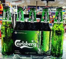 Original Carlsberg beer