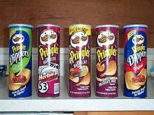 Pringles Potato Chips 40g, 165g