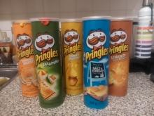 PRINGLES POTATO CHIPS 40g, QUALITY PRINGLES ORIGINAL 169g,