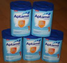 Aptamil Baby Milk Powder All Stages