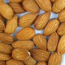 100% natural organic almond milk powder almond blended