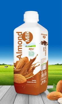 250 ml can Pure Almond milk from VietNam