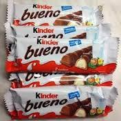 Kinder Bueno Chocolate From Germany For Sale In Bulk