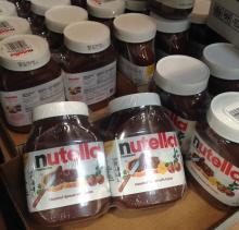 Nutella Ferrero 3kg for Sale