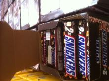 Twix, Mars, Snickers, Milky Way, Galaxy for sell