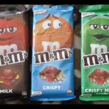 m&ms chocolate 250g