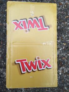 Twix 5-pack 250 gr from Netherlands