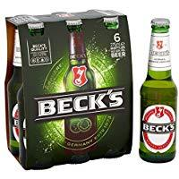 Good Quality Bottle Becks Beer 275ml 5.0%