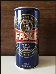 Spanish FAXE Royal Export 1000 ml for sell