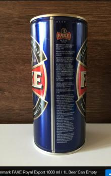 Premium Quality FAXE Royal Export 1000 ml