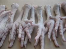 Замороженные куриные ножки