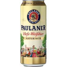 Paulaner Hefe Weibbier Naturtrub
