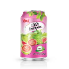330ml VINUT 100% Guava Juice Drink