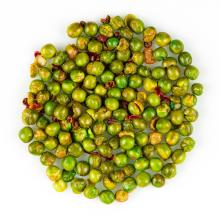 Hot  &  Spicy  Green Pea