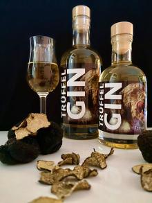 Truffle Gin Tempi 30g Truffle per Bottle Luxury exquisite high quality Product 0,35l 40% vol.