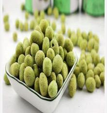 Wasabi Flavor Coated Peanut Kernel