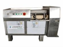 QDJ-550Commercial mutton beef block dicing cutter frozen poultry meat  cube  cutting machine