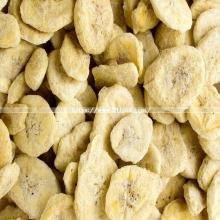 Healty Snack of Dried Fruit Chips of Freeze Dried Banana