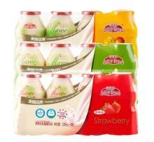 100ml Jelley Brown Brand Blueberry Flavor New Zealand Milk Lactobacillus Drink