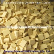 10g and 4G Seasoning  Cube   Bouillon   Cube  Soup  Cube  Chicken  Cube  Spices  Cube  Cooking  Cube  Condiment  Cube