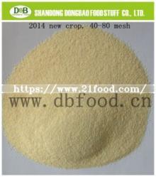 Dried Garlic Granule From Factory with Gap, Brc, HACCP & Koshe