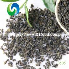 Wholesale Famous Chinese  Green   Tea  Imperial  Gunpowder   Green   Tea  ( 3505AAA ) Loose Leaf  Tea