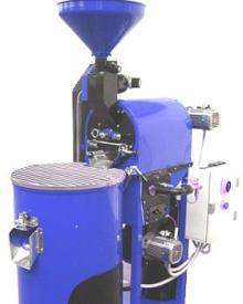 Gas Coffee Roasting Machinery