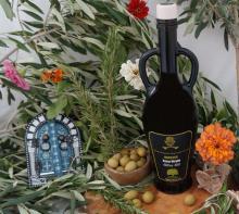 Best Organic Olive Oil, New Olive Oil 750mL Elyssa Bottle