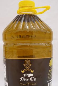 High Quality Tunisian Virgin Olive Oil in Bulk, 5L Plastic Bottle,Virgin Olive Oil in Bulk