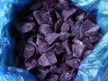 frozen  purple   sweet   potato  chunks