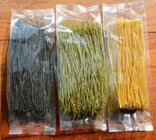 Dry Organic Noodle soybean / Green Bean/ Black Bean Noodle Pasta Chinese Noodles