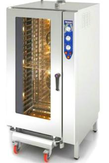 Electric Combi Oven 20 Trays