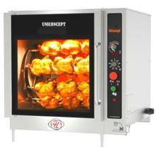Electrical Rotisserie Chicken Grill Machine