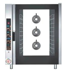 Digital Electrical Convection Oven, 8  Tray s